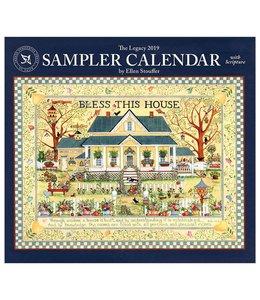 Legacy Sampler Kalender 2019