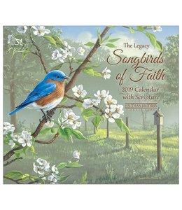 Legacy Songbirds of Faith Kalender 2019