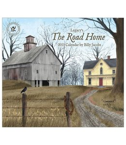 Legacy The Road Home Kalender 2019