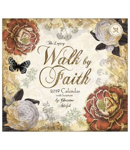 Legacy Walk by Faith Kalender 2019