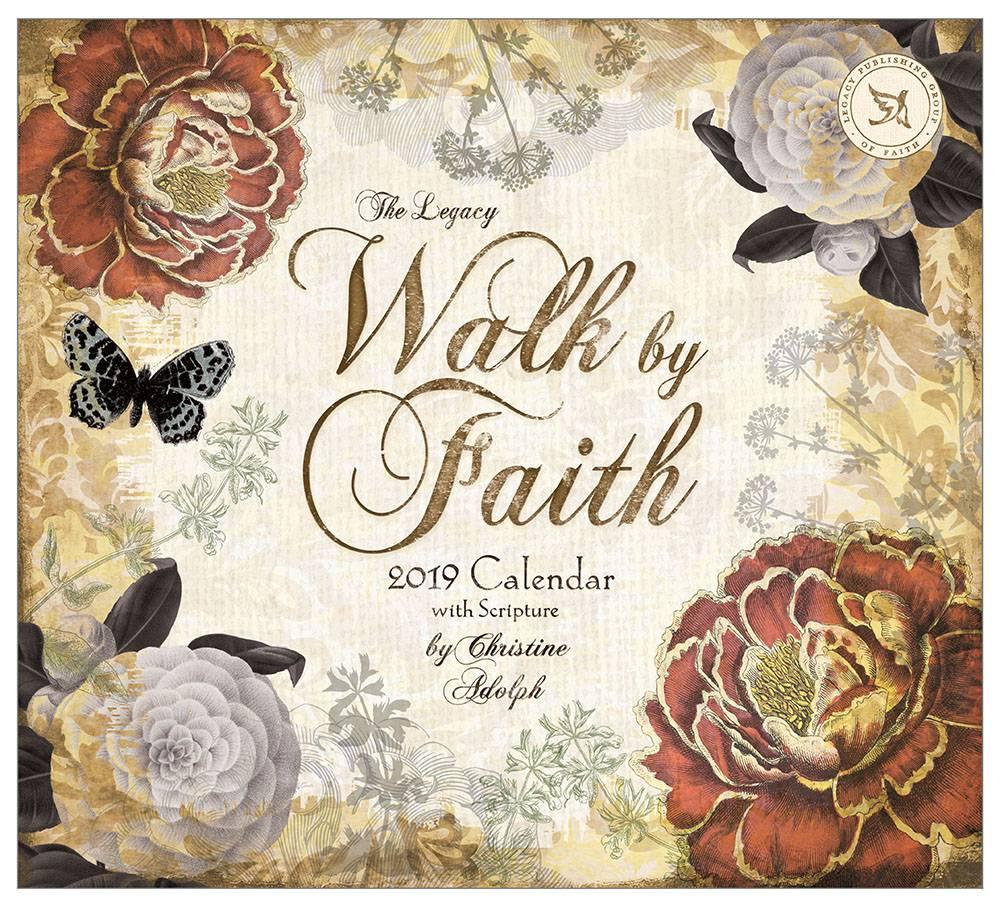 Walk by Faith Kalender 2019 Legacy