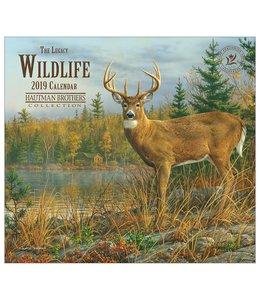 Legacy Wildlife Kalender 2019