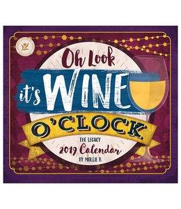 Legacy Wine Kalender 2019