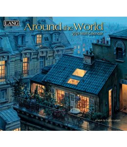 Lang Around the World Kalender 2019
