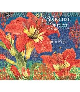Lang Bohemian Garden Kalender 2019