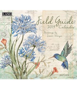 Lang Field Guide Kalender 2019