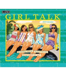 Lang Girl Talk Kalender 2019