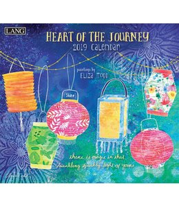 Lang Heart of the Journey Kalender 2019