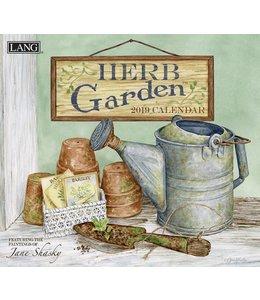 Lang Herb Garden Kalender 2019