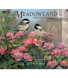 Lang Meadowland Kalender 2019