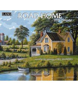 Lang Road Home Kalender 2019