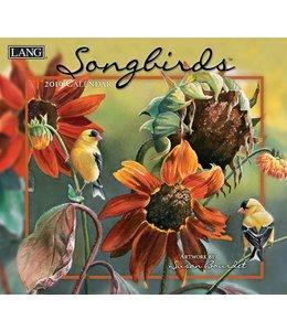 Lang Songbirds Kalender 2019