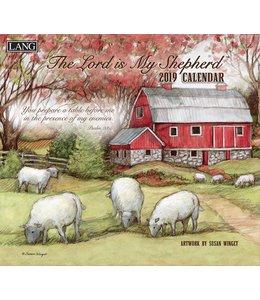 Lang The Lord is my Shepherd Kalender 2019