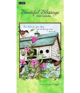 Lang Bountiful Blessings Kalender 2019