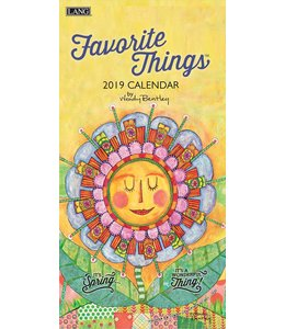 Lang Favorite Things Kalender 2019