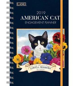 Lang American Cat Agenda 2019