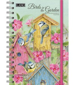 Lang Birds in the Garden Agenda 2019