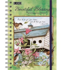 Lang Bountiful Blessings Agenda 2019