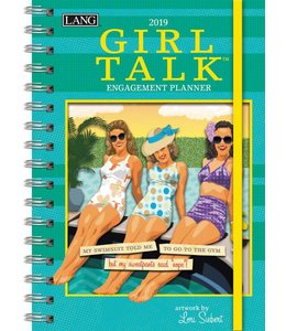 Lang Girl Talk Agenda 2019