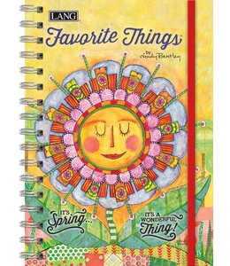 Lang Favorite Things Agenda 2019