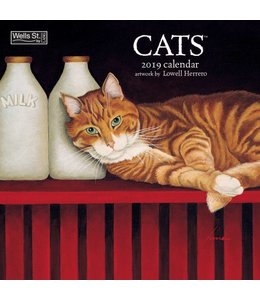 Wells st. by Lang Cats Kalender 2019