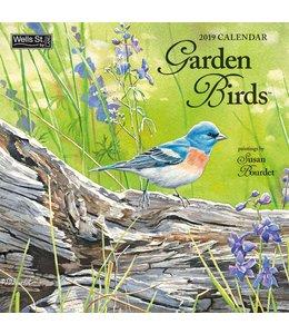 Wells st. by Lang Garden Birds Kalender 2019