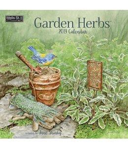 Wells st. by Lang Garden Herbs Kalender 2019