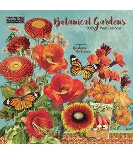 Wells st. by Lang Botanical Gardens Kalender 2019