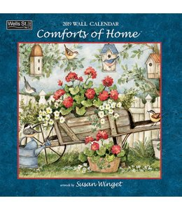 Wells st. by Lang Comforts of Home Kalender 2019