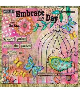 Wells st. by Lang Embrace the Day Kalender 2019