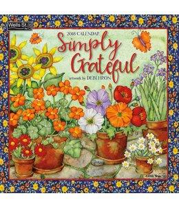 Wells st. by Lang Simply Grateful Kalender 2019
