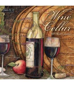 Wells st. by Lang Wine Cellar Kalender 2019