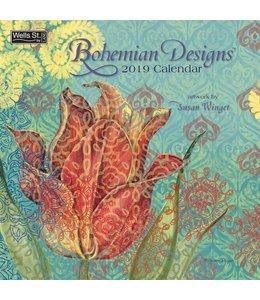 Wells st. by Lang Bohemian Designs Kalender 2019