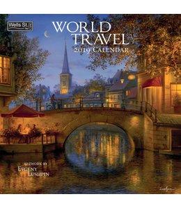 Wells st. by Lang World Travel Kalender 2019