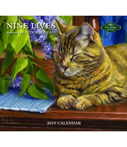 Pine Ridge Nine Lives Kalender 2019