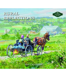 Pine Ridge Rural Reflections Kalender 2019