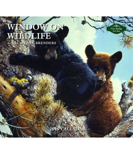 Pine Ridge Window on Wildlife Kalender 2019