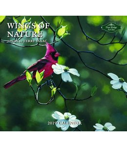 Pine Ridge Wings of Nature Kalender 2019