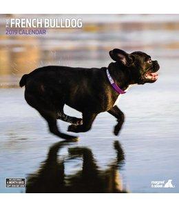 Magnet & Steel Franse Bulldog Kalender 2019