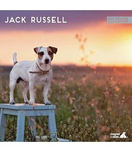 Magnet & Steel Jack Russell Terrier Kalender 2019 Deluxe