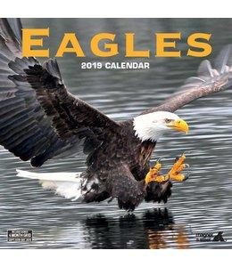 Magnet & Steel Zee Arend Kalender 2019
