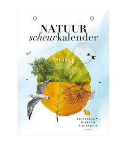 Kosmos Uitgevers Natuurquiz Scheurkalender 2019