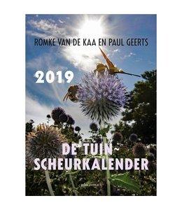 Tuin Scheurkalender 2019