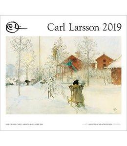 Carl Larsson Kalender 2019 Groot
