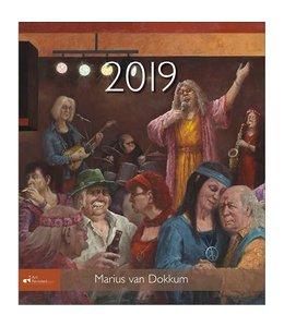 Marius van Dokkum Kalender 2019