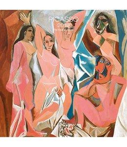 Allaluna Picasso Kalender 2019