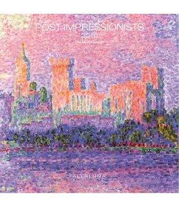Allaluna Post Impressionists Kalender 2019