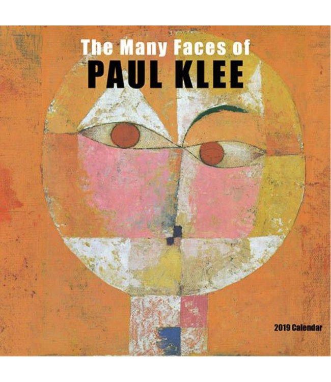 Catch Publising Paul Klee Kalender 2019