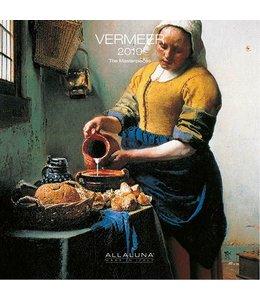 Allaluna Vermeer Kalender 2019