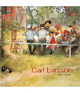 Catch Publising Carl Larsson Kalender 2019
